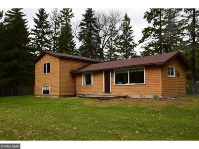 Pillager Single Family Home For Sale: 108 Maple Avenue E