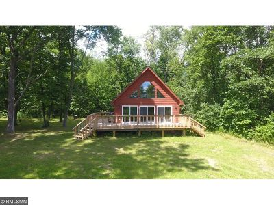Sandstone Single Family Home For Sale: 54506 Crooked Lake Road