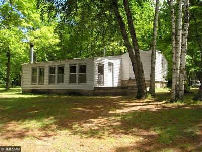 Crosslake Single Family Home For Sale: 12241 Ginseng Patch Road