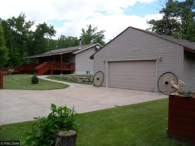 Pine City Single Family Home For Sale: 14950 River Crest Road
