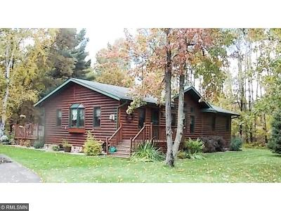 Crosslake Single Family Home For Sale: 37137 Blacksmith Place