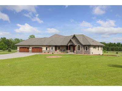Stillwater Single Family Home For Sale: 11940 Honeye Avenue N