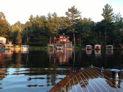 Crosslake Single Family Home For Sale: 13474 Island View Lane