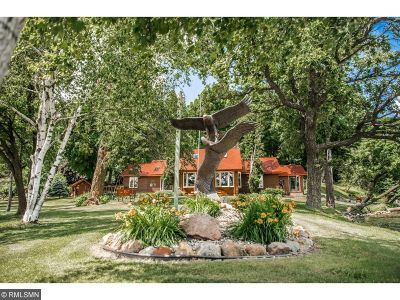Grey Eagle MN Single Family Home For Sale: $1,085,000