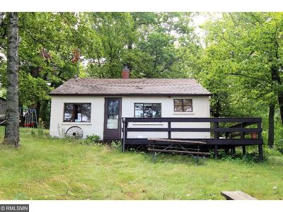 Single Family Home For Sale: 17753 Rice Lake Road