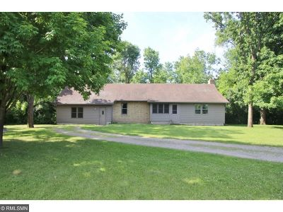 Single Family Home For Sale: 136 County Road 120
