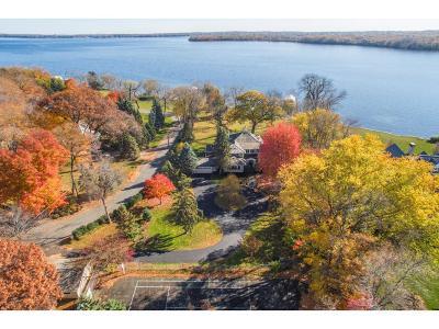 Minnetonka Beach MN Single Family Home For Sale: $4,995,000