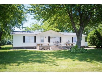 Douglas County, Todd County Single Family Home For Sale: 991 County Road 10 NE