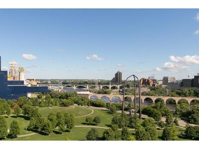Minneapolis Condo/Townhouse For Sale: 1120 S 2nd Street #1108
