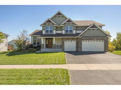 Maple Grove Single Family Home For Sale: 18013 66th Place N