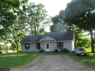 Rush City Single Family Home For Sale: 54124 Government Road
