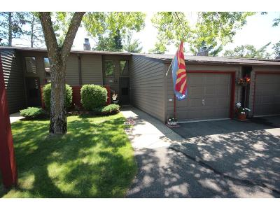 Lake Shore Condo/Townhouse For Sale: 8124 Channel View Road #207