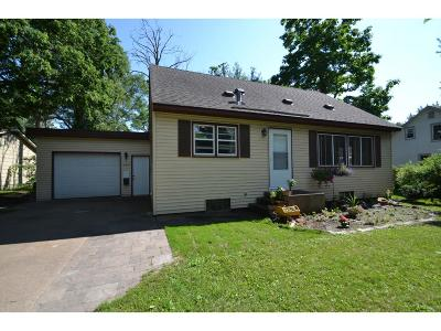 Anoka Single Family Home For Sale: 646 Cross Street