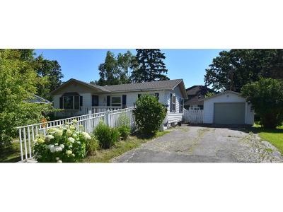 Brainerd Single Family Home For Sale: 1306 10th Avenue NE