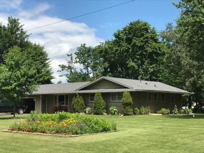 Saint Francis Single Family Home For Sale: 23807 Unity Street NW