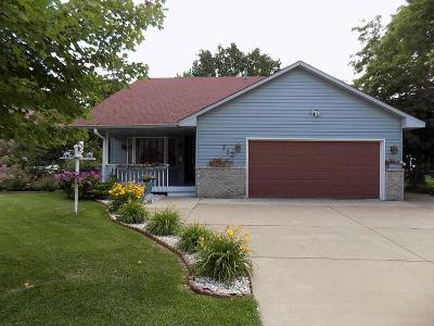 Anoka Single Family Home For Sale: 712 Jefferson Street