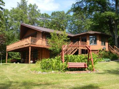 Single Family Home For Sale: 6321 Lone Oak Drive