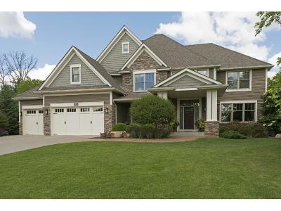Lakeville Single Family Home For Sale: 18139 Ireglen Path