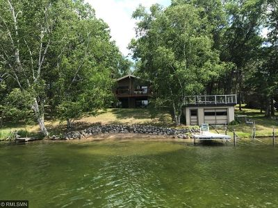 Crosslake Single Family Home For Sale: 34083 Sunrise Island Road