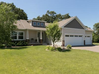 Ramsey Single Family Home For Sale: 16168 Uranimite Street NW