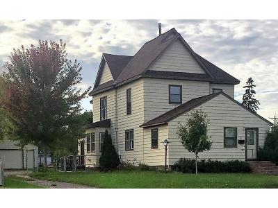 Sauk Centre Single Family Home For Sale: 812 Main Street S