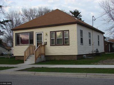 Waite Park Single Family Home For Sale: 12 8th Avenue N