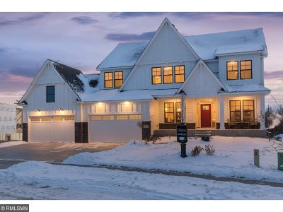 Single Family Home For Sale: 10935 Brookside Trail