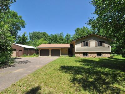 Nowthen MN Single Family Home For Sale: $259,000