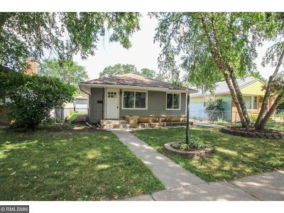 Minneapolis MN Single Family Home For Sale: $299,900