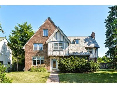 Saint Paul Single Family Home For Sale: 1969 Summit Avenue