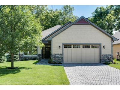 Prior Lake Condo/Townhouse For Sale: 3586 Crystal Bay Lane NW