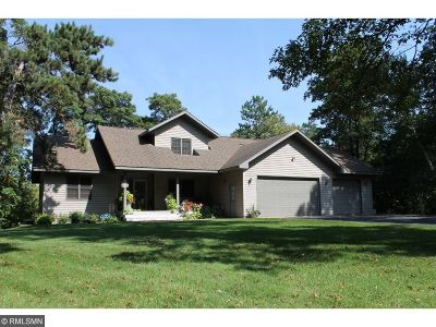 Single Family Home For Sale: 35620 Whitefish Terrace