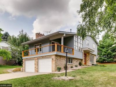 Edina Single Family Home For Sale: 5620 Wycliffe Road