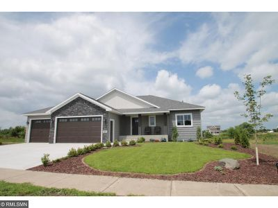 Saint Cloud MN Single Family Home For Sale: $379,900