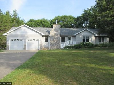 Brainerd Single Family Home For Sale: 20335 Whitetail Drive