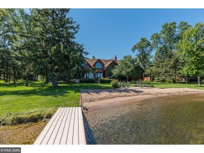 Single Family Home For Sale: 1360 Hillview Forest Road
