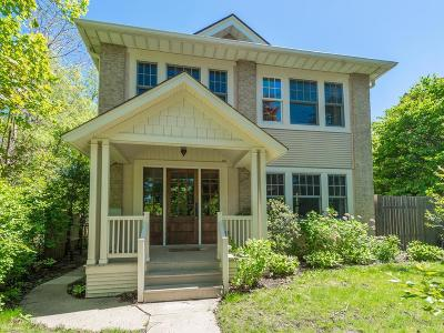 Minneapolis Multi Family Home For Sale: 1827 Kenwood Parkway