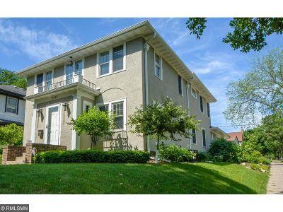 Minneapolis Single Family Home For Sale: 5100 Chowen Avenue S