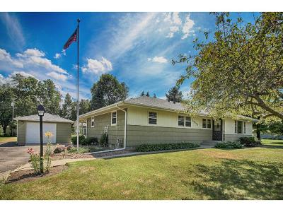 Plymouth Single Family Home For Sale: 14325 17th Avenue N