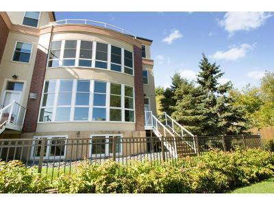 Minneapolis Condo/Townhouse For Sale: 2405 River Pointe Circle #13