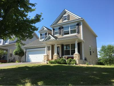 Plymouth Single Family Home For Sale: 5345 Empire Lane N