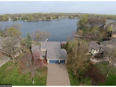 Plymouth Single Family Home For Sale: 4675 Goldenrod Lane N