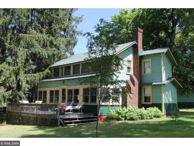 Nisswa Single Family Home For Sale: 4064 Barrows Point Road