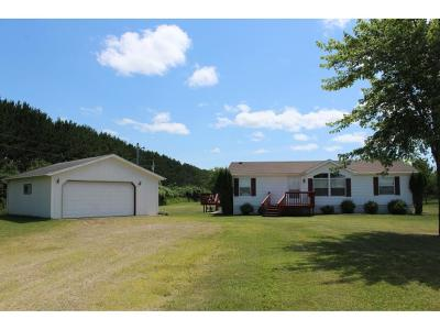Aitkin MN Single Family Home For Sale: $135,000