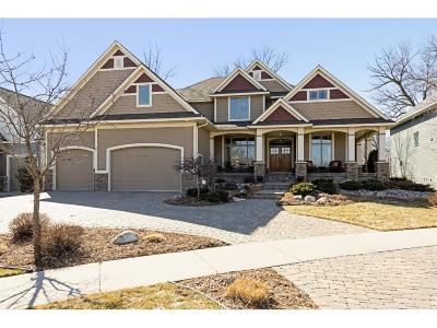 Maple Grove Single Family Home For Sale: 9951 Vagabond Lane N