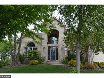 Lakeville Single Family Home For Sale: 16790 Island Avenue