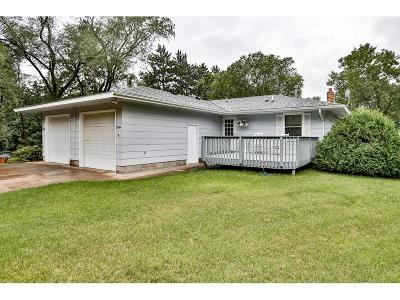North Branch Single Family Home For Sale: 38964 11th Avenue