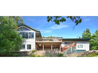 Brainerd Single Family Home For Sale: 24483 Camp Lake Road