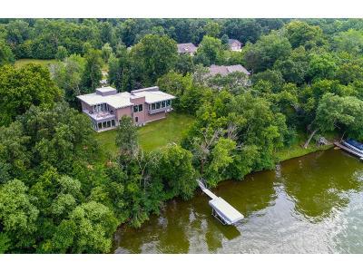 Sauk Centre Single Family Home For Sale: 991 Lake Shore Drive