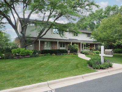 Golden Valley Single Family Home For Sale: 4505 Heathbrooke Circle